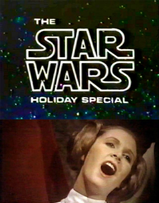 Star Wars Holiday Special German