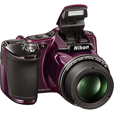 Nikon Coolpix L830 16mp