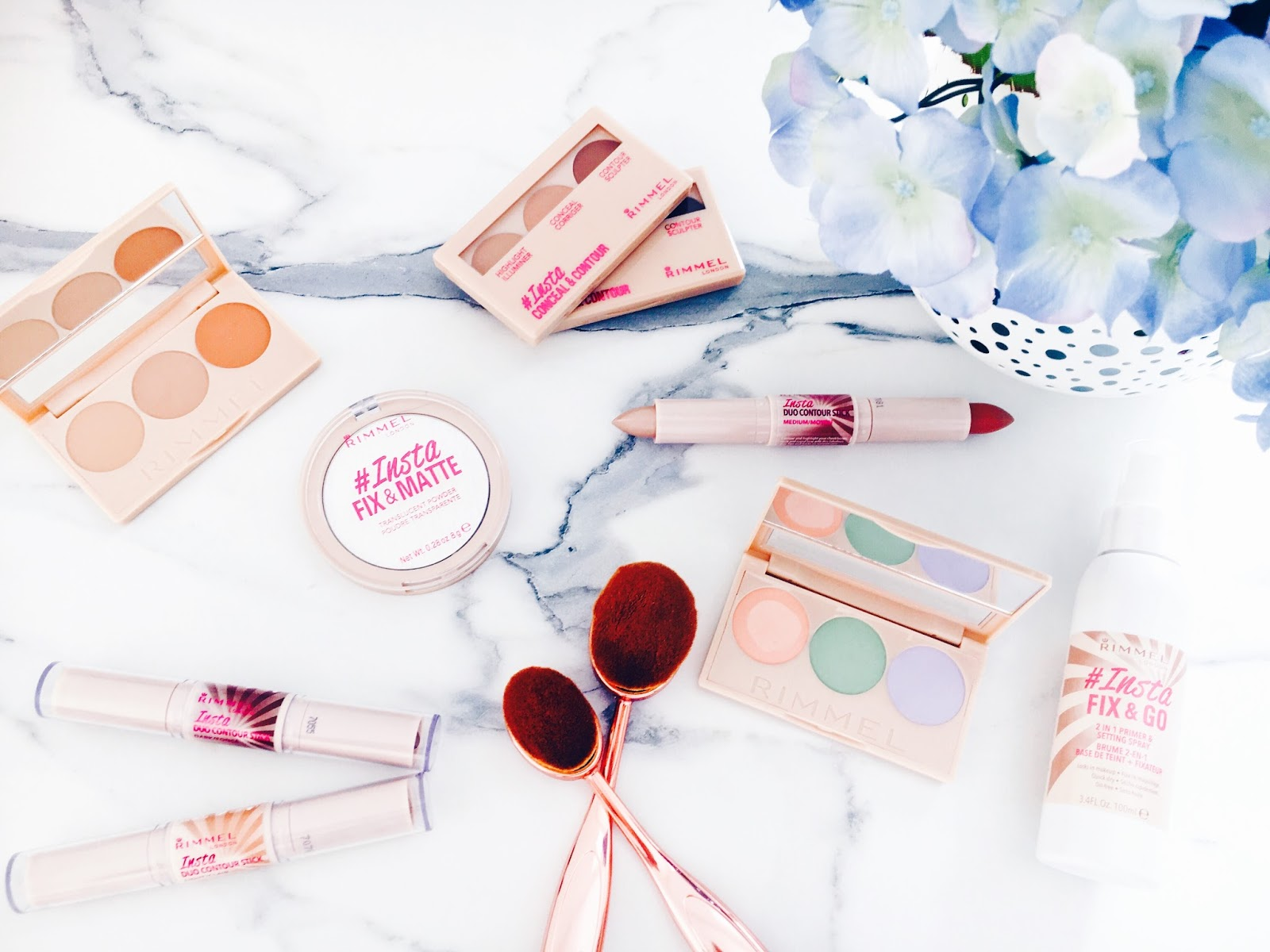 Rimmel London Insta Collection