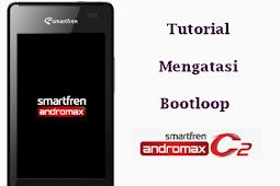 Cara Mengatasi Andromax C2 Bootloop Tanpa PC