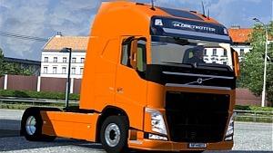 Volvo FH4 500 v1.1 (1.4.12)