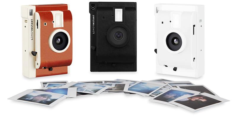 Lomo'Instant cameras