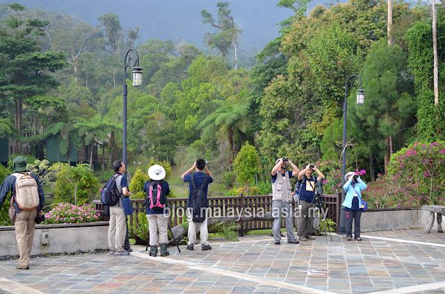 Sarawak Borneo Bird Race 2015