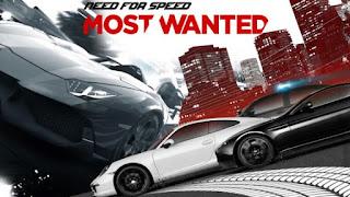 تحميل لعبة Need for Speed Most Wanted كاملة للاندرويد مجانا