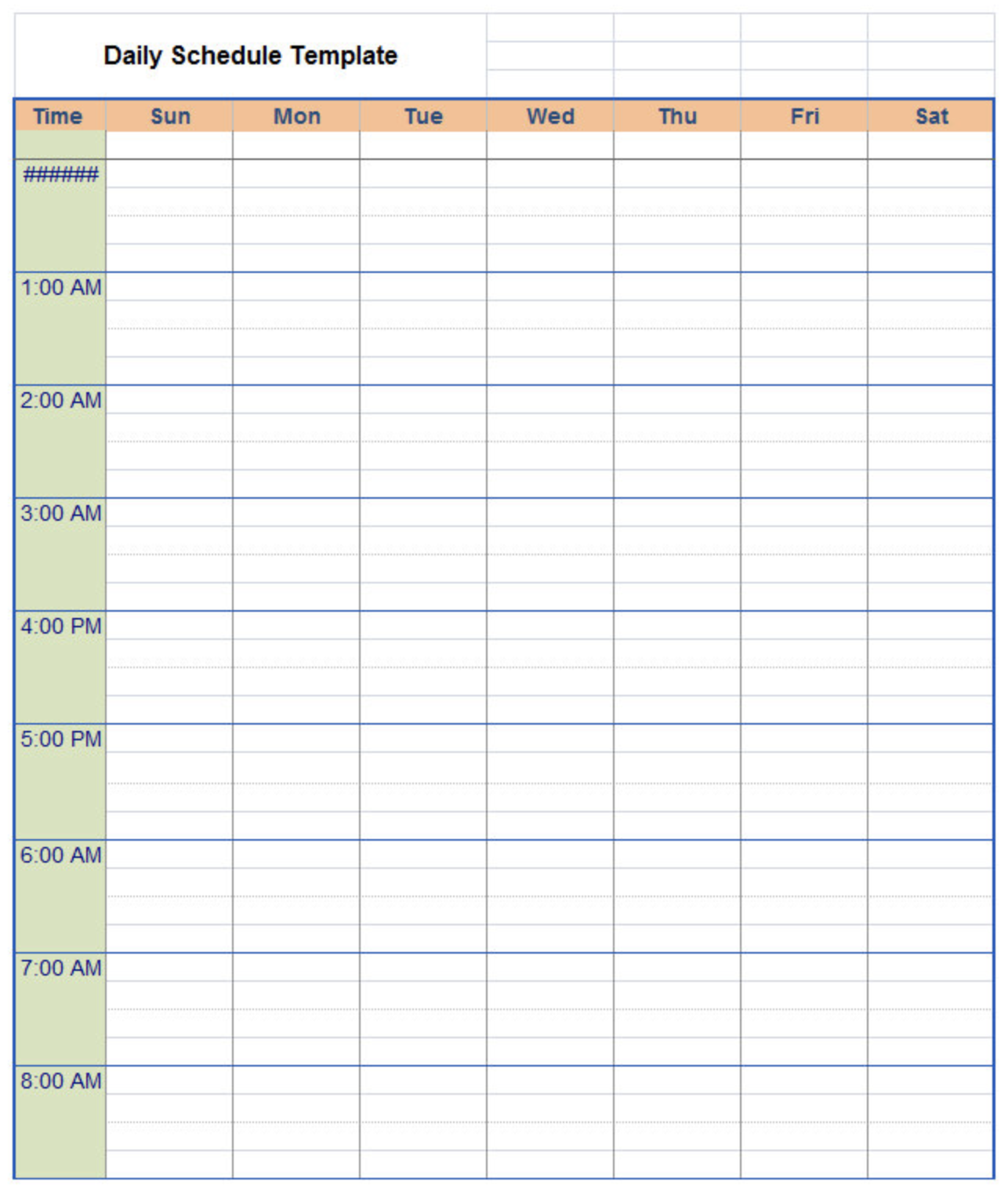 college schedule maker