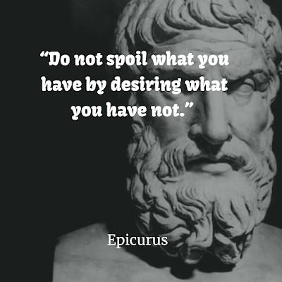 Best Epicurus Inspiring Images Quotes