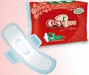 CozyCare Comfy Thin Sanitary Pads Review