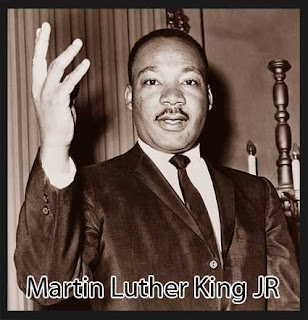 Martin Luther King JR short Biography picture