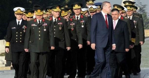 Ο Ερντογάν της «μεγάλης Τουρκίας»