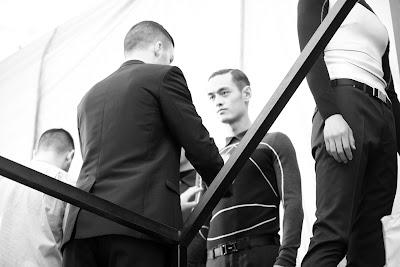 Show Dior Homme Fall Winter en Beijing 2013 7