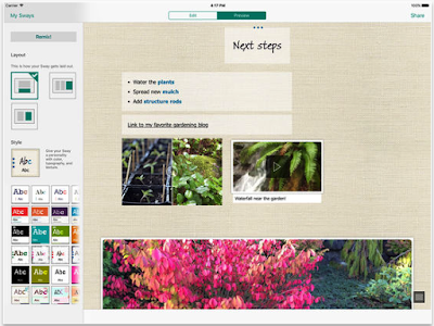 Here Is An Excellent Tool for Creating Visually Appealing Presentations, Newsletters and Interactive Reports