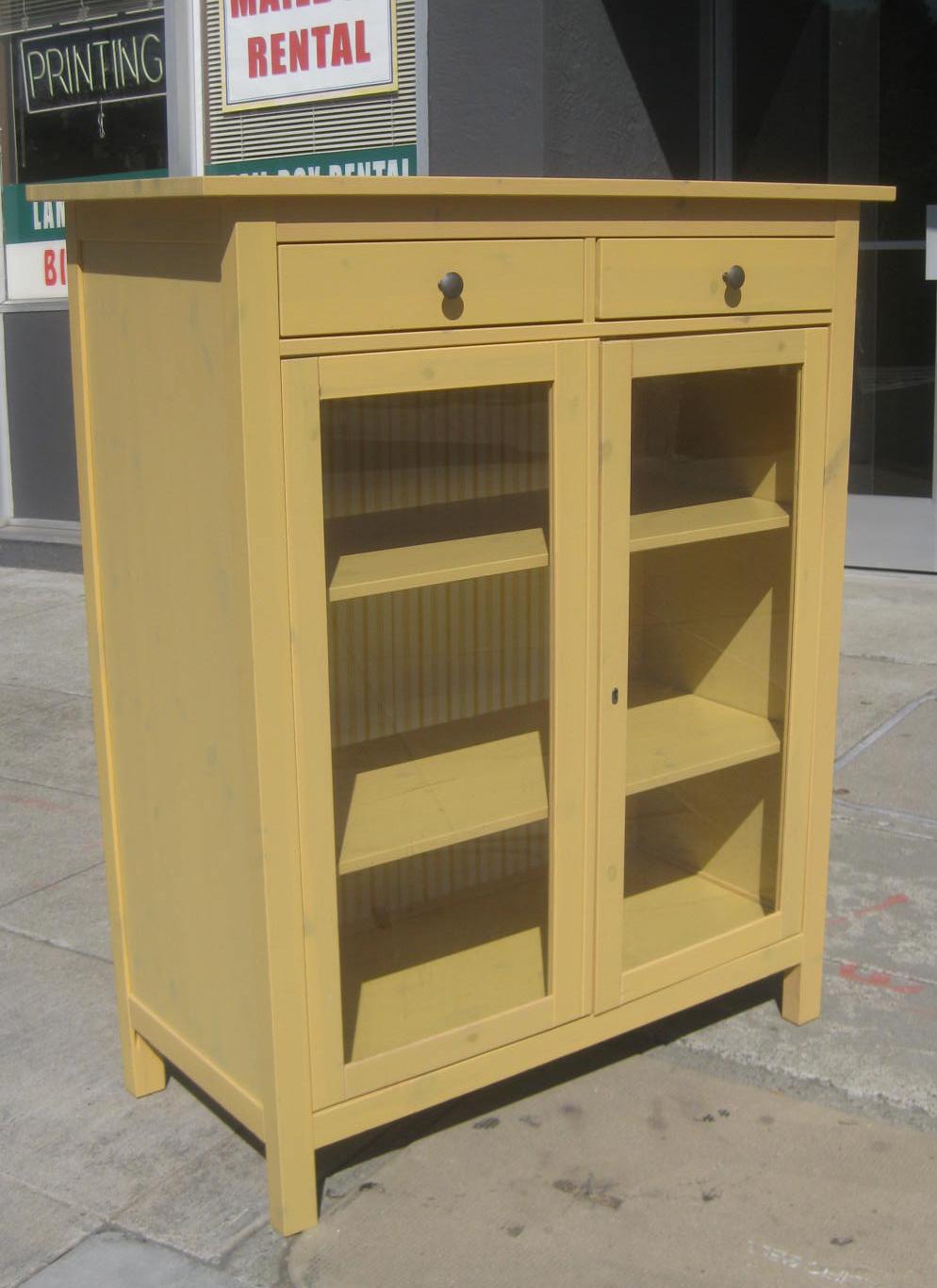 Yellow Ikea Hemnes Linen Cabinet  Nazarm.com