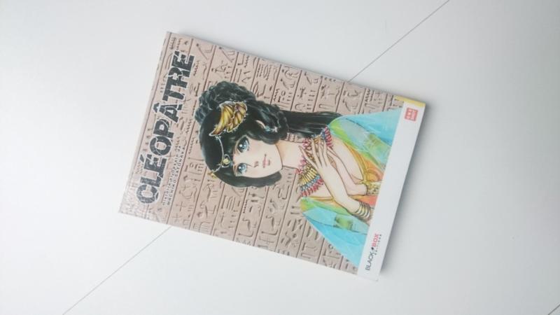 cleopatre manga