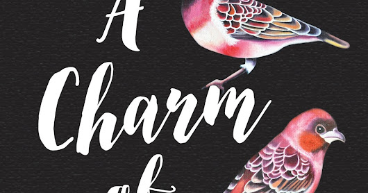 Cover Reveal: A Charm of Finches
