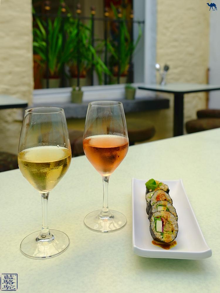 Le Chameau Bleu - Blog Voyage Restaurant Gand Belgique - Vin naturel  du Restaurant vegan Le Botaniste Gand