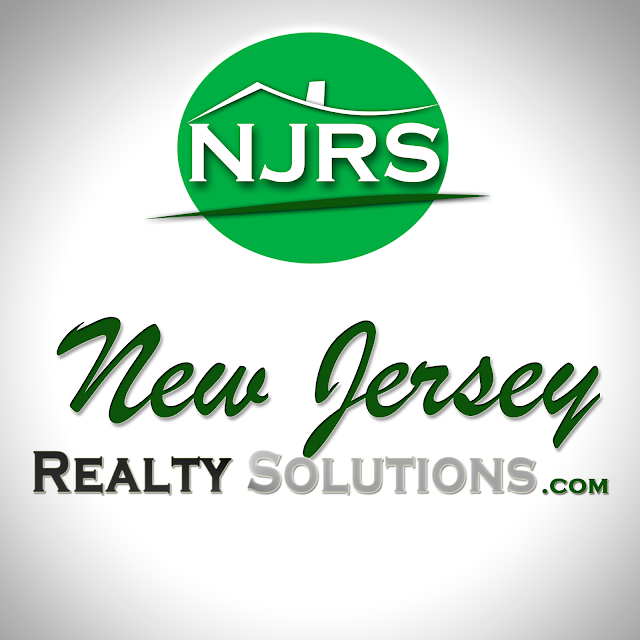 New Jersey Realty Solution Logo Design