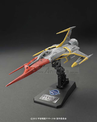 TYPE 0 MODEL 52 SPACE CARRIER FIGHTER COSMO ZERO α1 Space Battleship YAMATO 2199