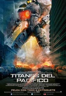 Titanes del Pacifico en Español Latino