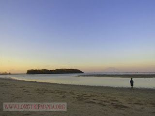 Inilah 4 Pantai Pasir Putih Di Nusa Dua Bali