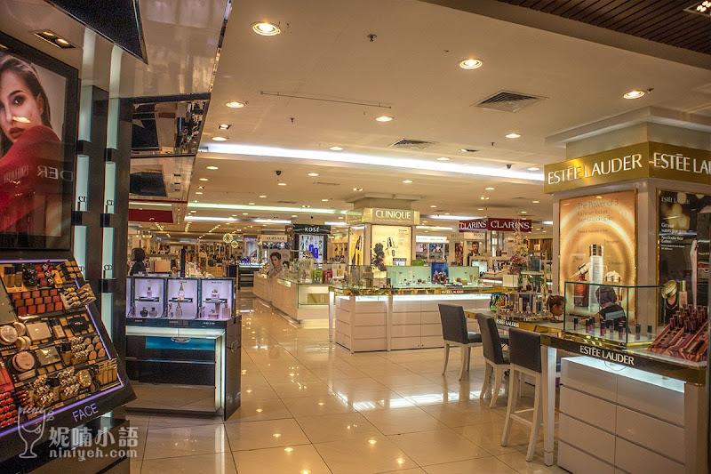 【沙巴亞庇景點】Suria Sabah Shopping Mall。電影按摩購物美食一次滿足