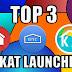 برنامج kitkat launcher لويندوز فون لتحويل واجه الهاتف الي اندرويد