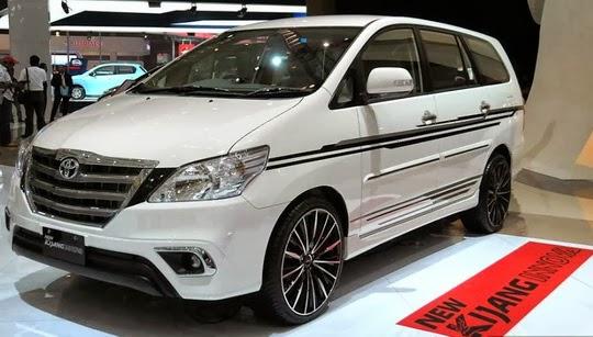 Jual Mobil  Bekas  Second Murah Harga  Toyota Kijang
