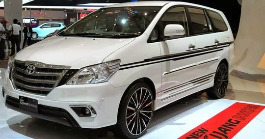 Harga Toyota Kijang Innova Baru Tahun 2015, Purwodadi