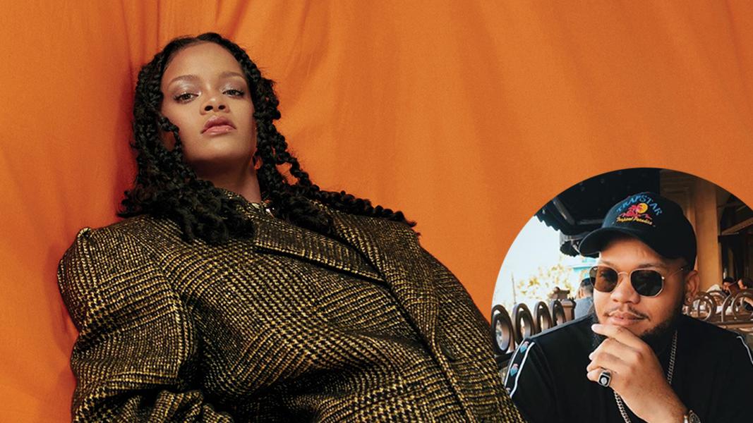 d26741f6ca6a1 Desespero coletivo  irmão de Rihanna vai ao Instagram cobrar por um novo  álbum da cantora - It Pop!