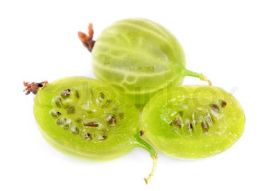 gooseberry for treating scars