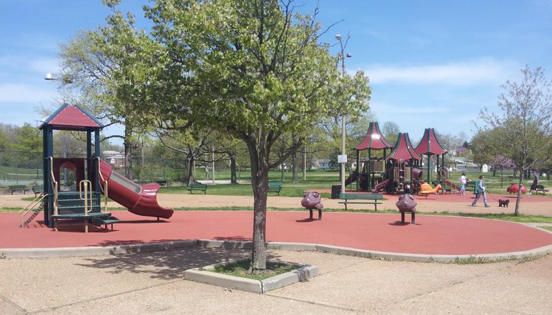 Play St Louis Tilles Park St Louis City