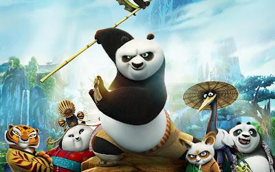 Película Kunfu Panda 3