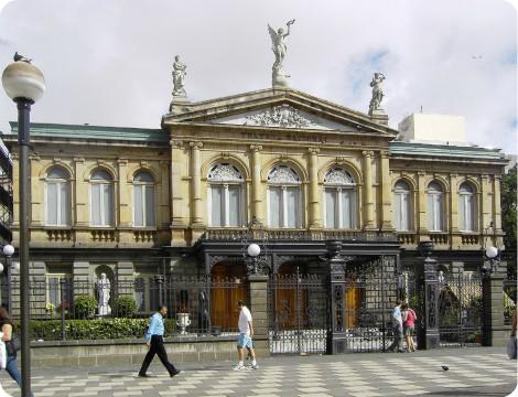 Teatro Nacional, San José (Costa Rica)