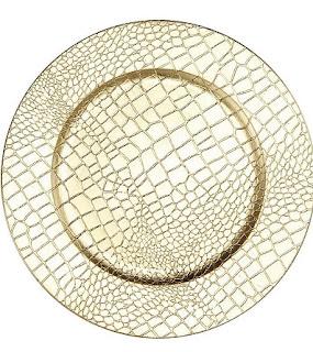 Декоративная тарелка, 4 штуки