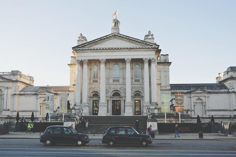 Tate Britain Londres  Exposition lafianceedelarbre