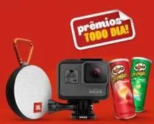 Cadastrar Promoção Pringles 2019 Prêmio Todo Dia - Caixas Som JBL e GoPro