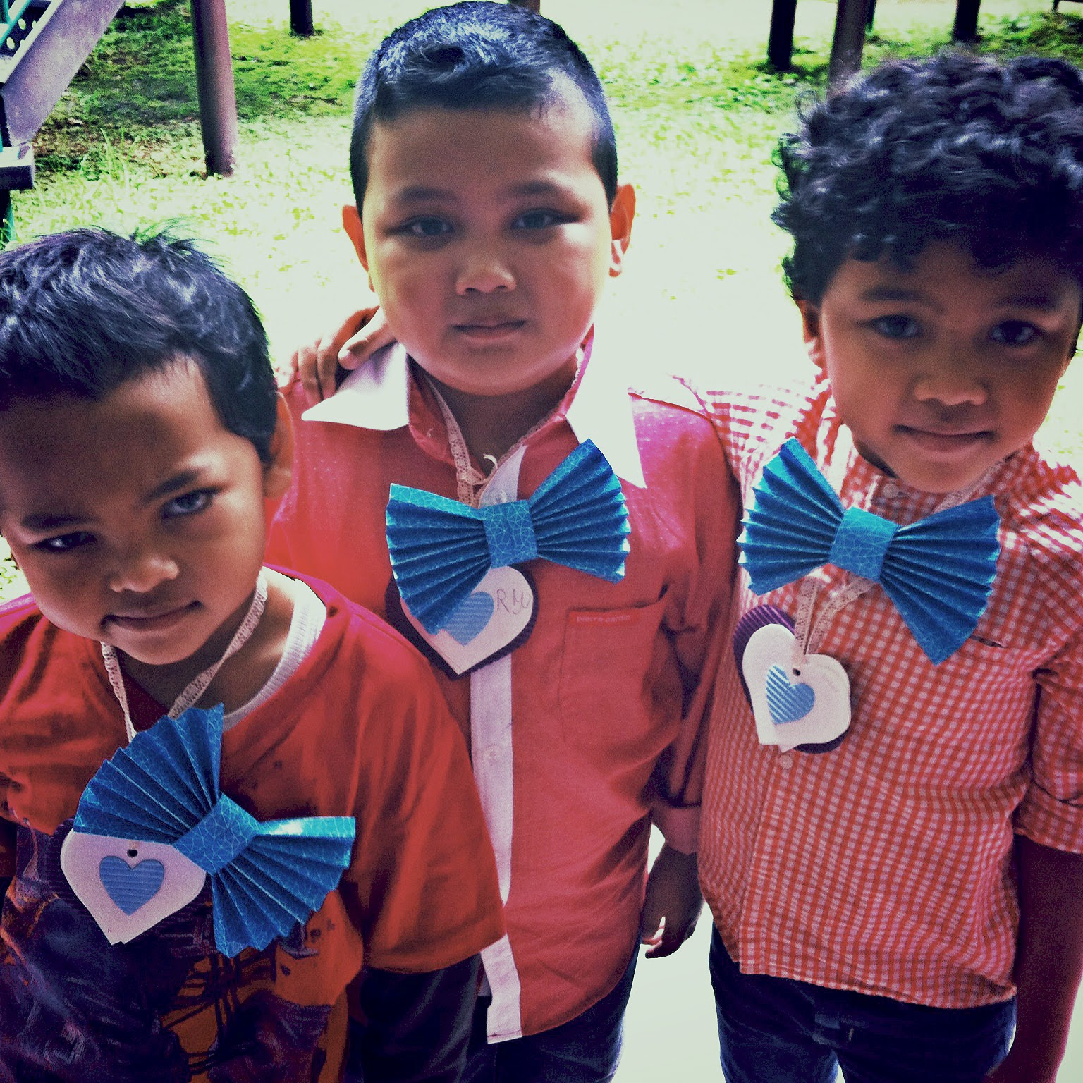 Origami Bow Tie Photo Tutorial - Paper Kawaii | 1536x1536