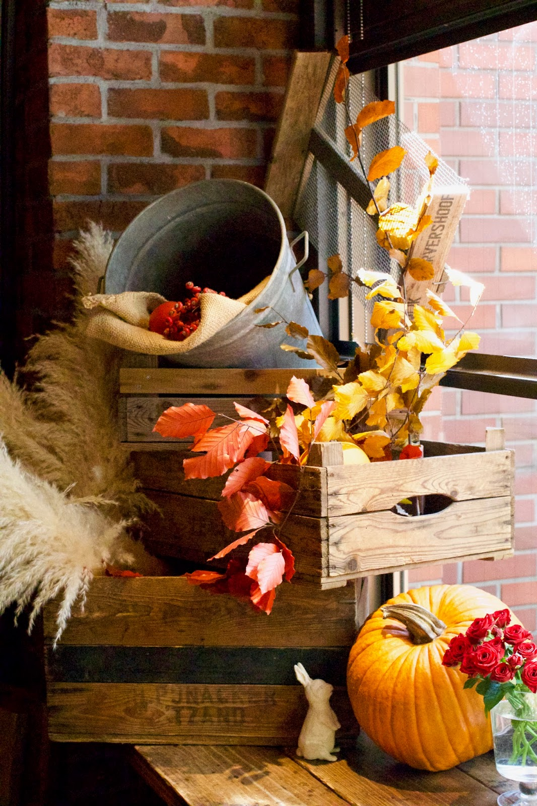 Aoyama-Flower-Market-Tea-House-decor-autumnal-fall-pumpkin-seasonal