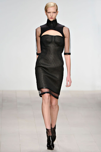 David Koma Autumn/Winter 2012/13 [Women's Collection]