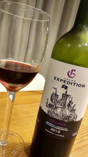 Mais vinho!