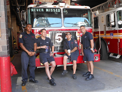 Image result for aloha on my mind nyc firemen