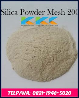Silica Powder Mesh 200