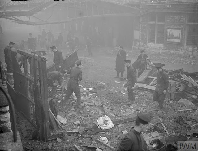 21 March 1941 worldwartwo.filminspector.com Plymouth Blitz