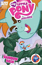 My Little Pony Micro Series #2 Comic Cover Larry's Variant