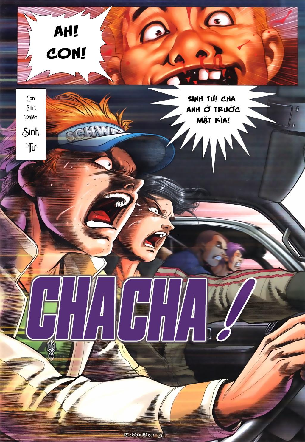 Người Trong Giang Hồ Chap 1041 - Truyen.Chap.VN