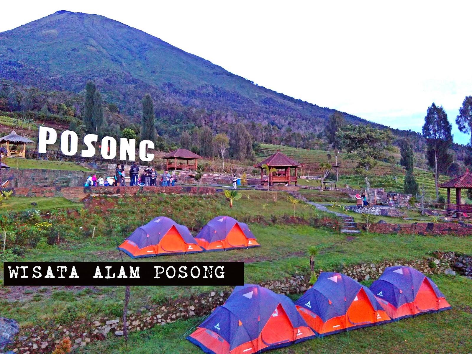 WISATA ALAM POSONG - #Travelnote