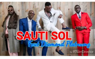 Sauti Sol Ft Diamond Platnumz - Safari