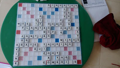 Bangalore scrabble tournament 16