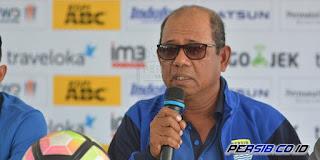 Komentar Emral Abus Setelah Persib Diimbangi Bhayangkara FC