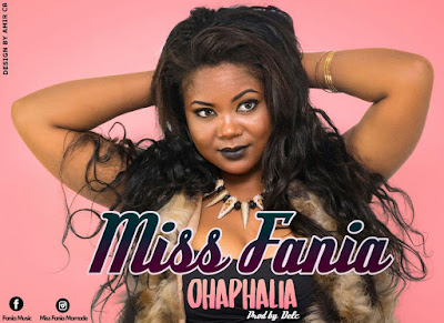 Miss Fania - Ohaphalia (2018) [DOWNLOAD]