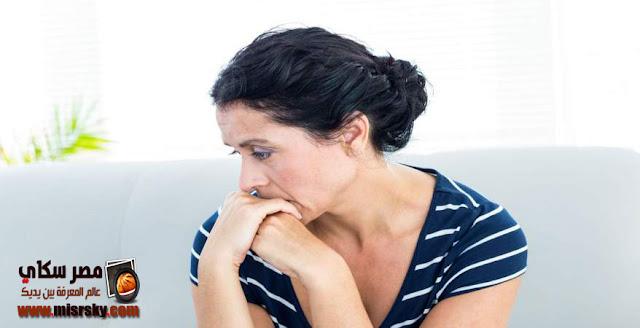 أهم 3 أعراض لسن اليأس وماهى أسبابه وطرق العلاج